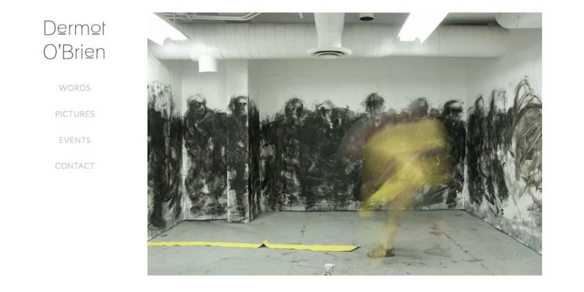 Dermot O'Brien Art
