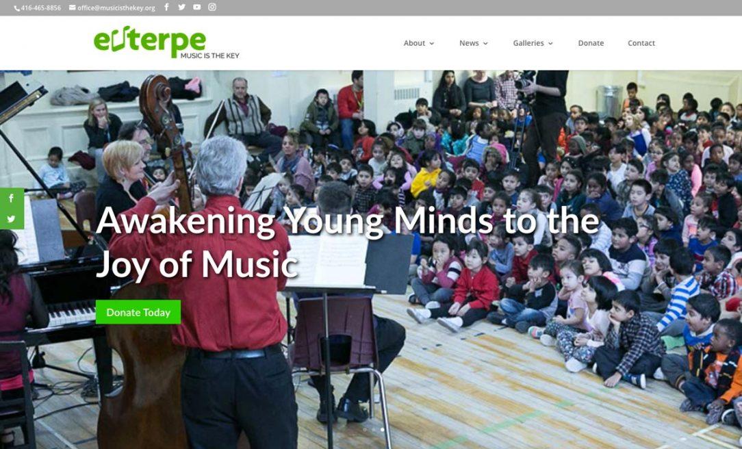Euterpe: Music is the Key